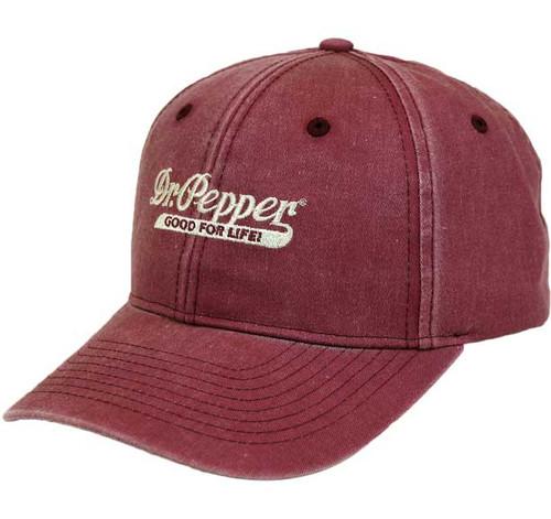 Dr Pepper Cap