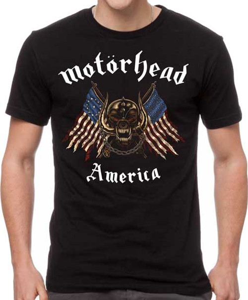 Motörhead in America T-Shirt