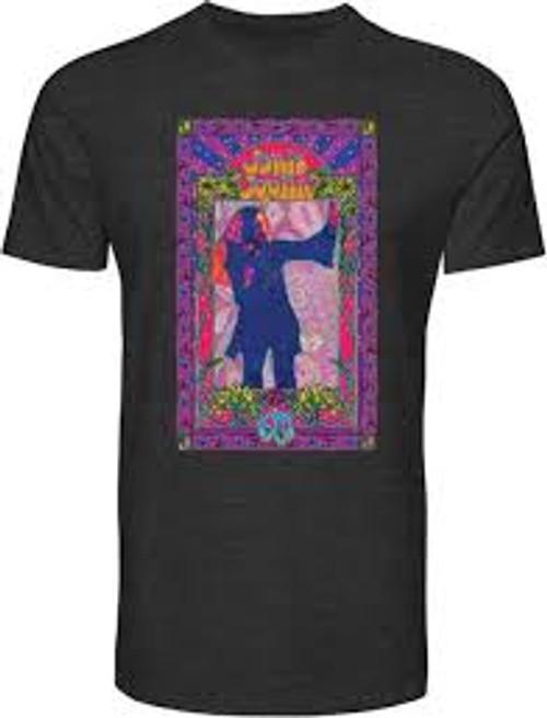 Janis Joplin 1967 Poster Art T-Shirt