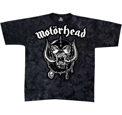 Motörhead in War Pig T-Shirt