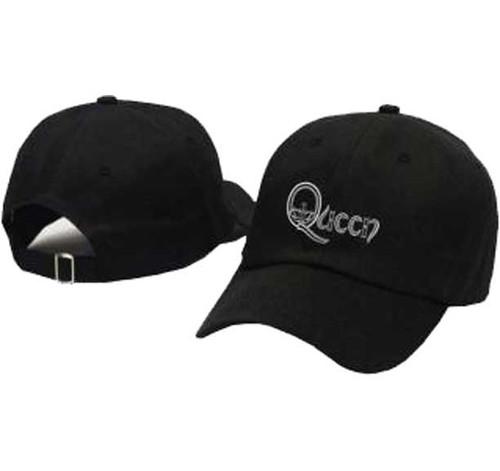 Queen Logo Embroidered Cap