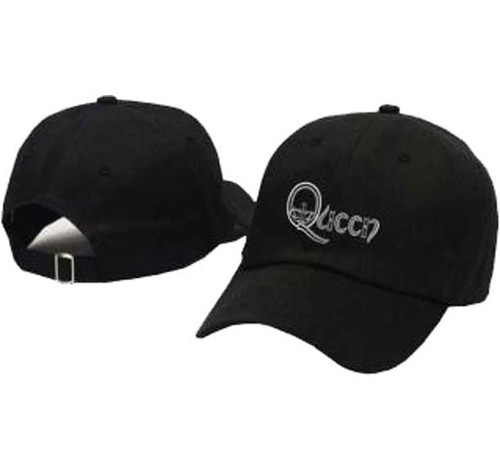 Queen Logo Embroidered Cap