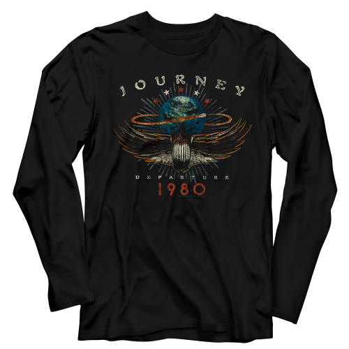 Journey 1980 Departure Tour LS T-Shirt