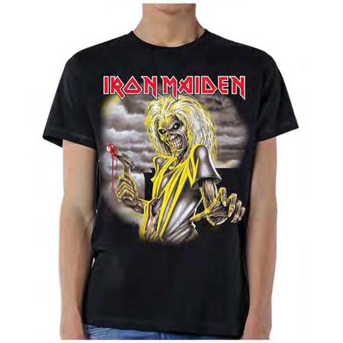 Iron Maiden Killers Album Cover T-Shirt