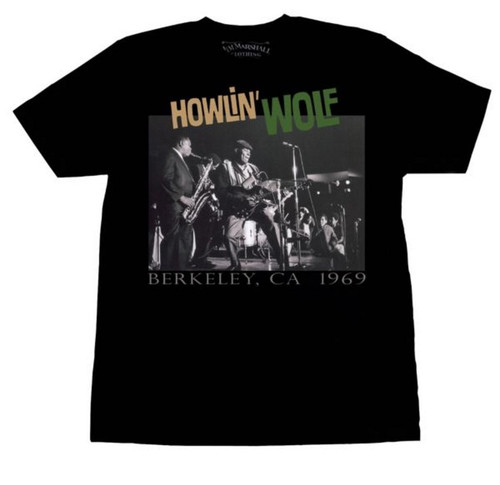 Howlin Wolf on Stage T-Shirt