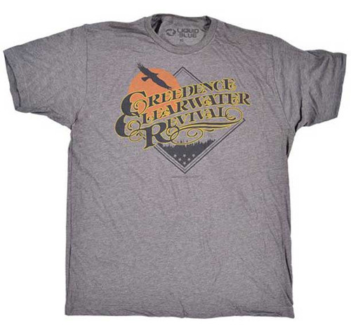 Creedence Clearwater Revival Bayou Country T-Shirt