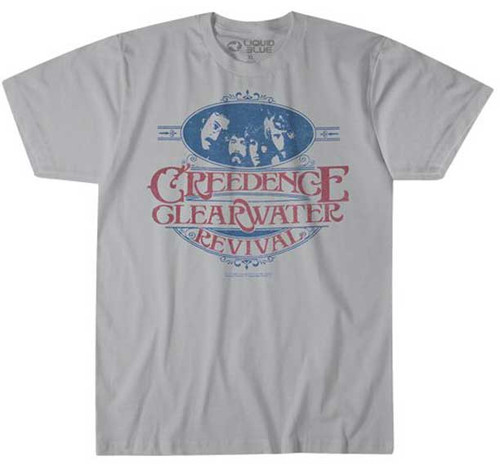 Creedence Clearwater Revival Band Members T-Shirt