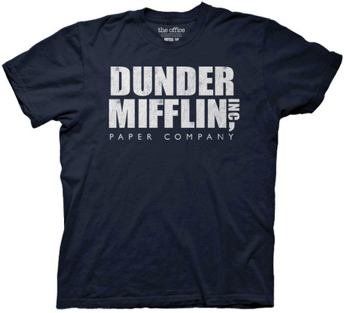 The Office Dunder Mifflin T-Shirt