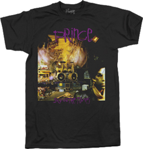 Prince Sign o' the Times T-Shirt