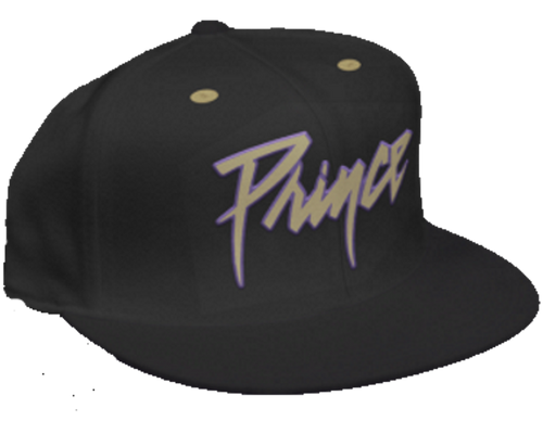 Prince Snap Back Cap