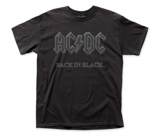 AC/DC Back in Back T-Shirt