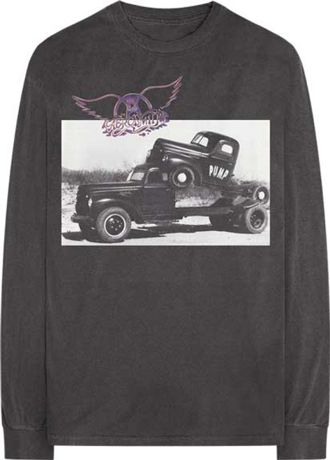 Aerosmith Truck Pump LS T-Shirt