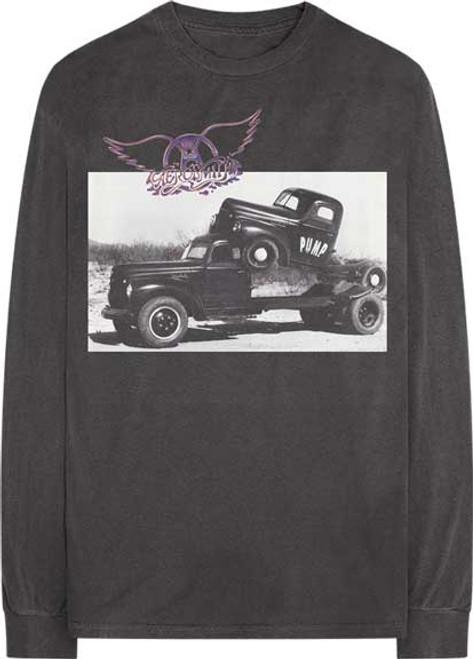 Aerosmith Truck Pump LS T-Shirt