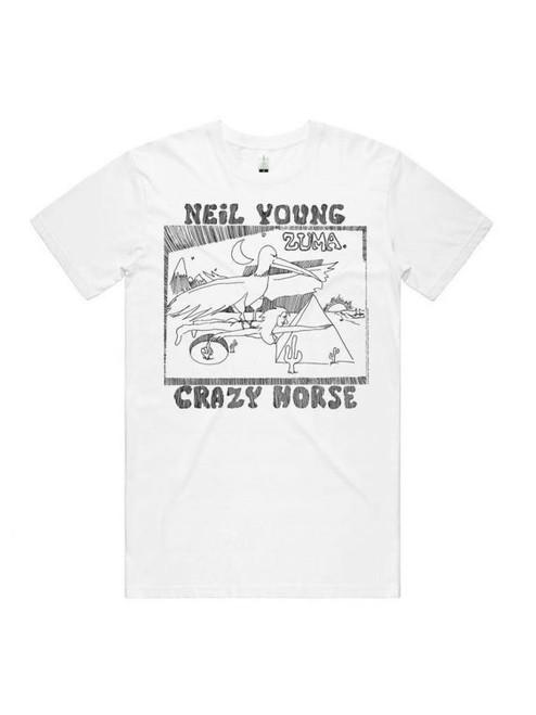 Neil Young Zuma T-Shirt