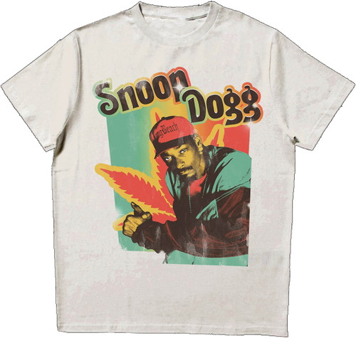 Snoop Dogg Long Beach Rasta T-Shirt
