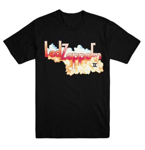 Led Zeppelin II Album Art T-Shirt