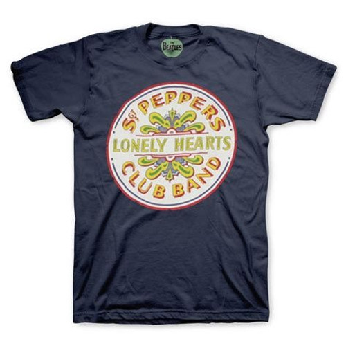 The Beatles Sgt. Peppers Seal T-Shirt