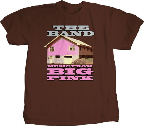 The Band Music from Big Pink T-Shirt