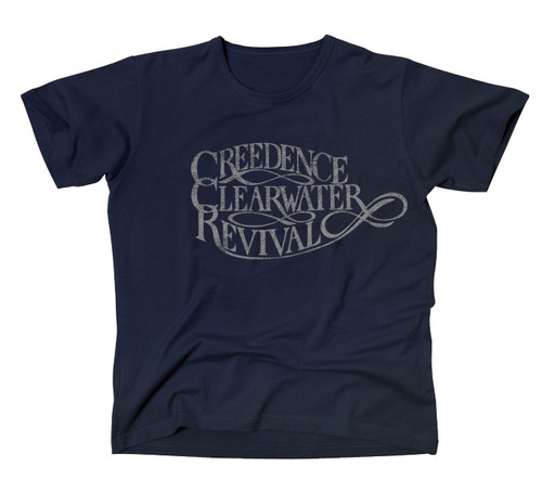 Creedence Clearwater Revival Logo T-Shirt
