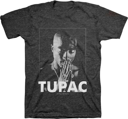 Tupac Praying T-Shirt