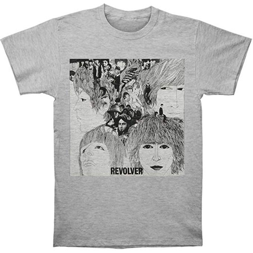The Beatles Revolver Album Art T-Shirt
