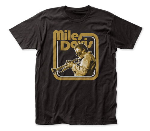 Miles Davis on the Trumpet  T-Shirt