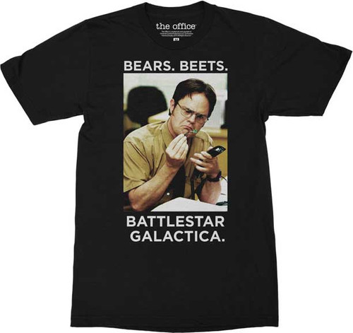 The Office Dwight Shrute T-Shirt