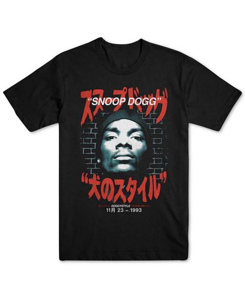 Snoop Dog Japan 1993 T-Shirt