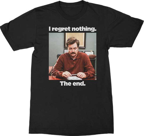 Parks and Recreation Ron Swanson T-Shirt