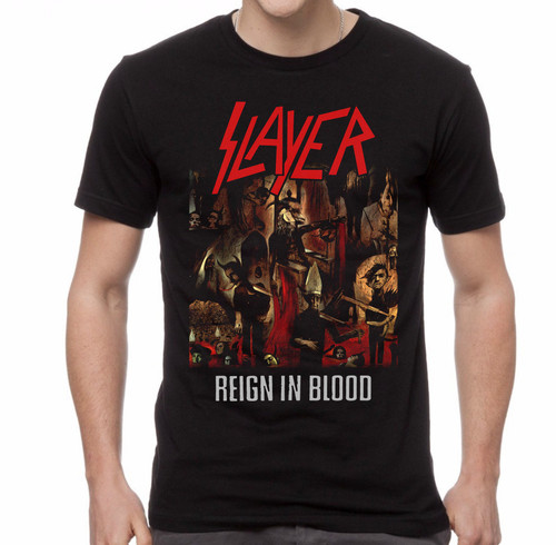 Slayer Reign of Blood