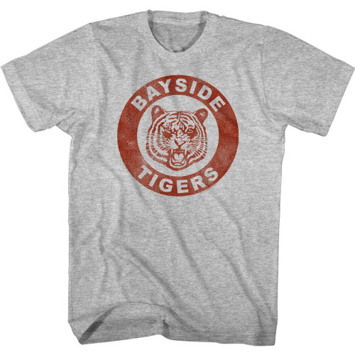 Saved by the Bell Distressed Bayside Tigers T-Shirt