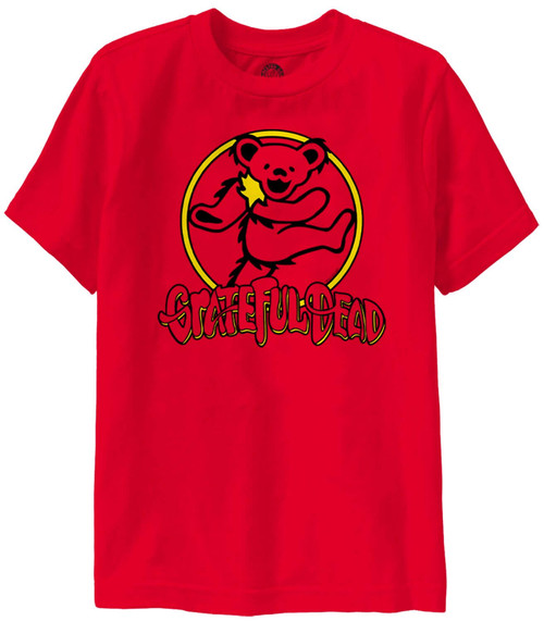 Grateful Dead Bear Youth Tee