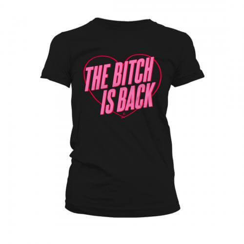"Elton John ""The B*tch is Back"" T-Shirt"