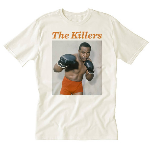The Killers Liston Orange Shorts T-Shirt