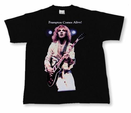 Peter Frampton Comes Alive! T-Shirt