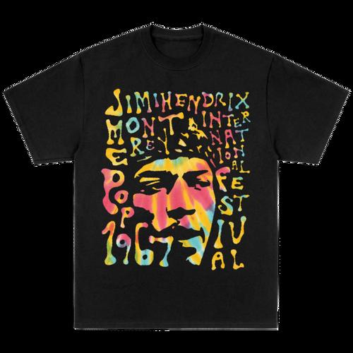 Jimi Hendrix Monterey Pop T-Shirt
