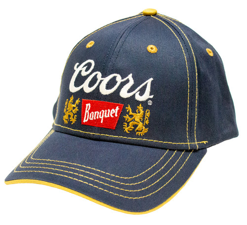 Coors Banquet Basic Navy Hat