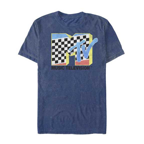 MTV Check Yourself Logo T-Shirt