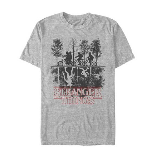Stranger Things The Upside Down Premium T-Shirt