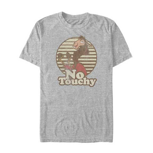 "Disney The Emperor's New Clothes ""No Touchy"" Premium T-Shirt"