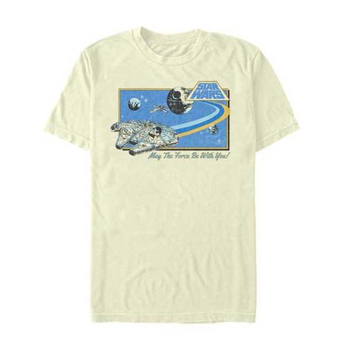 Star Wars Vintage Falcon Premium T-Shirt