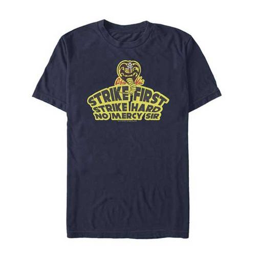 Karate Kid Cobra Kai Strike First Premium T-Shirt