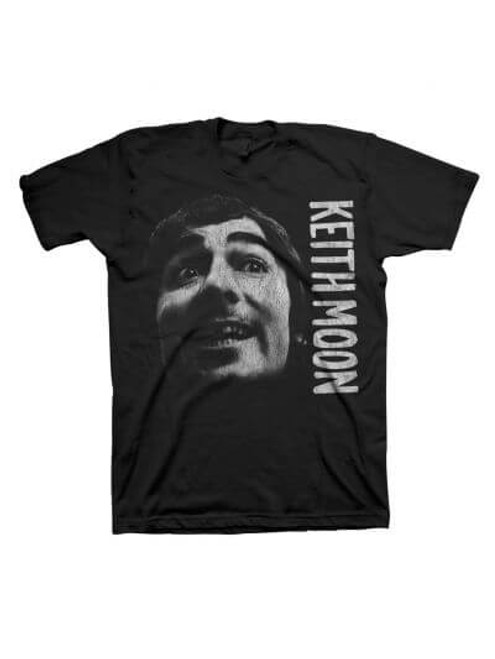 The Who's Keith Moon Grins T-Shirt