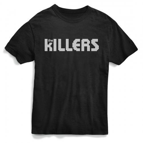 The Killers Classic Logo T-shirt