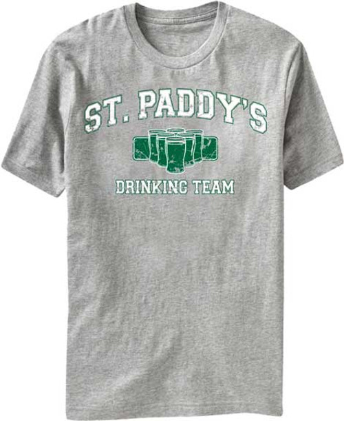 St. Paddy's Drinking Team T-Shirt