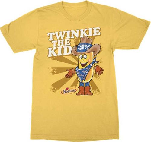 """Hostess """"Twinkie the Kid"""" T-Shirt"""