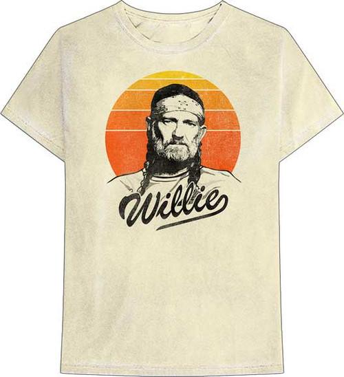 Willie Nelson Sunset T-Shirt