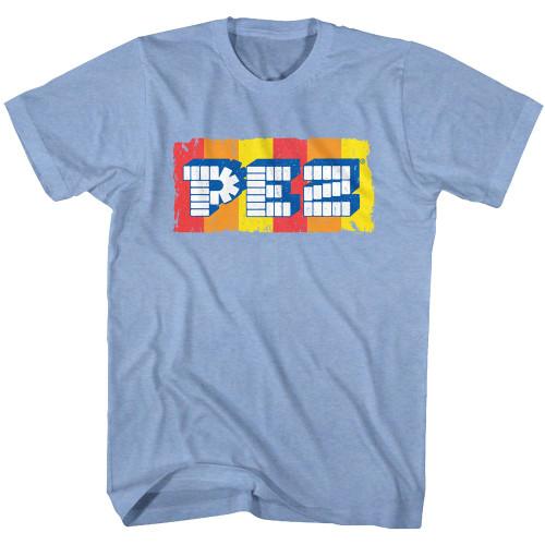 Pez Full Color Logo T-Shirt