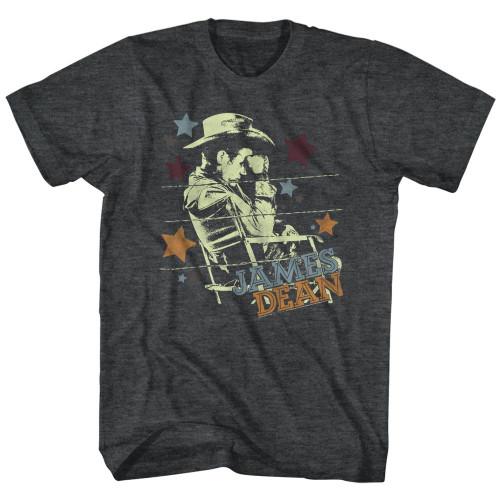 James Dean The Cowboy T-Shirt
