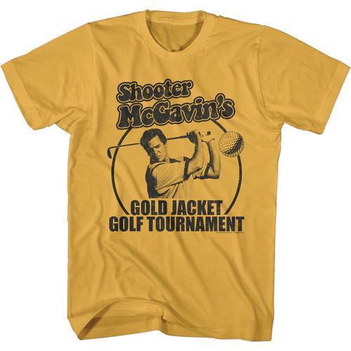 Happy Gilmore Shooter McGavin's Golf Tourney T-Shirt